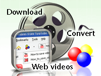 Скриншот Video DownloadHelper